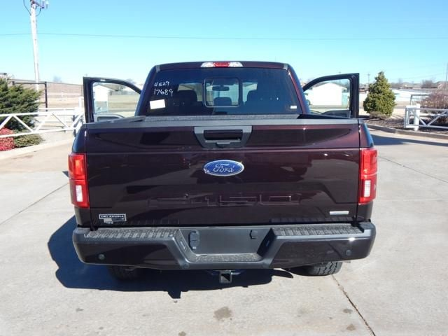 2018 F-150 Crew Cab 4x4, Pickup #JKD17689 - photo 2