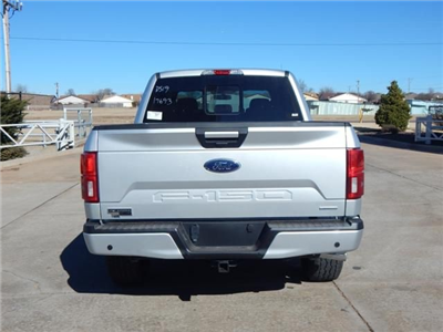 2018 F-150 SuperCrew Cab 4x4,  Pickup #JKD17693 - photo 2