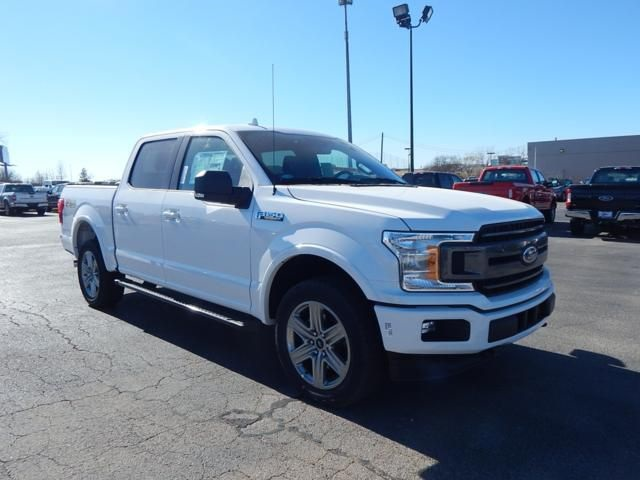 2018 F-150 Crew Cab 4x4, Pickup #JKD17694 - photo 1