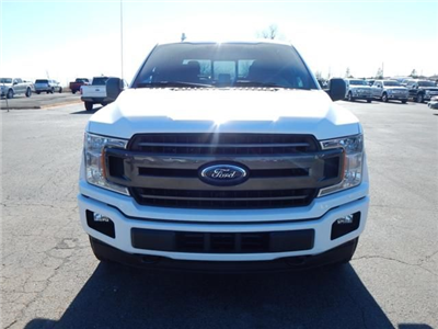 2018 F-150 Crew Cab 4x4, Pickup #JKD17694 - photo 4