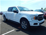 2018 F-150 SuperCrew Cab 4x4,  Pickup #JKD17695 - photo 1