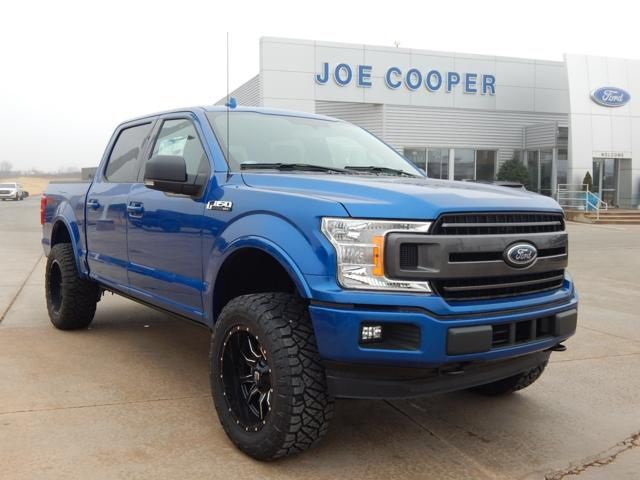 2018 F-150 SuperCrew Cab 4x4,  Pickup #JKD17696 - photo 1