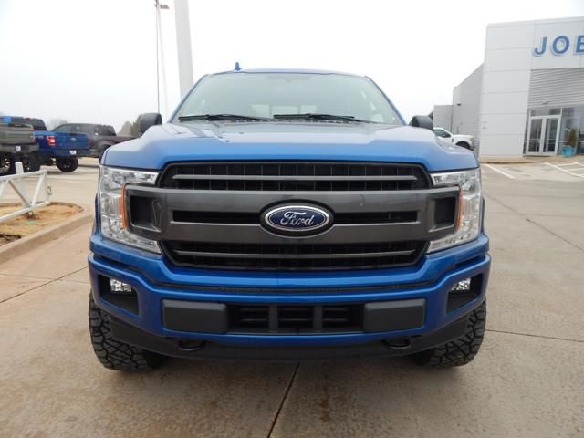 2018 F-150 SuperCrew Cab 4x4,  Pickup #JKD17696 - photo 4