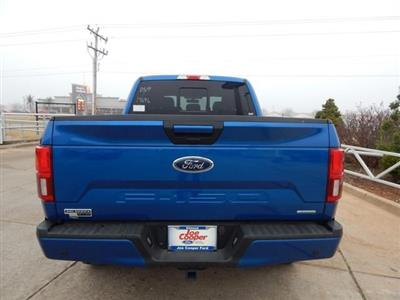 2018 F-150 SuperCrew Cab 4x4,  Pickup #JKD17696 - photo 5