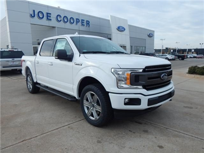 2018 F-150 Crew Cab 4x4, Pickup #JKD17700 - photo 1