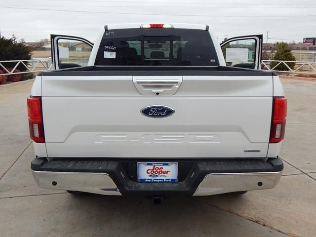 2018 F-150 Crew Cab 4x4, Pickup #JKD32060 - photo 2