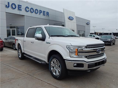 2018 F-150 SuperCrew Cab 4x4, Pickup #JKD32060 - photo 1