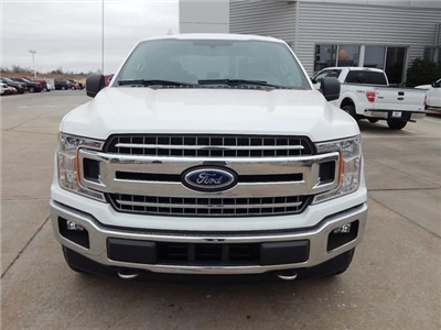 2018 F-150 Crew Cab 4x4, Pickup #JKD43131 - photo 8