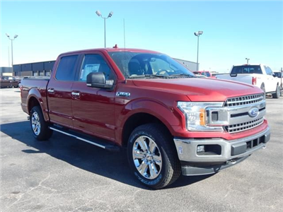 2018 F-150 SuperCrew Cab 4x4, Pickup #JKD43132 - photo 1