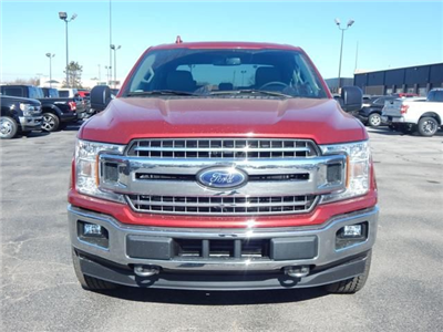 2018 F-150 SuperCrew Cab 4x4, Pickup #JKD43132 - photo 4