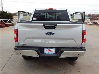 2018 F-150 SuperCrew Cab 4x4, Pickup #JKD43136 - photo 2