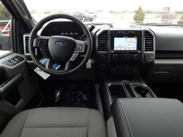 2018 F-150 Crew Cab 4x4, Pickup #JKD43137 - photo 3