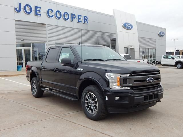 2018 F-150 SuperCrew Cab 4x4, Pickup #JKD43138 - photo 1