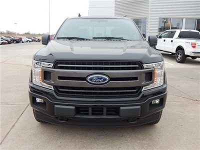 2018 F-150 SuperCrew Cab 4x4, Pickup #JKD43138 - photo 4