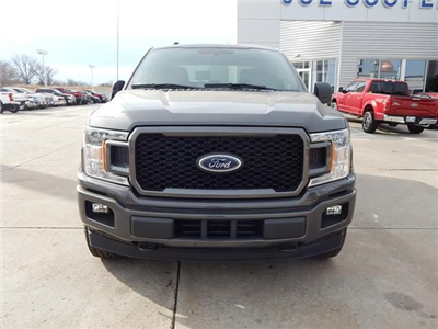 2018 F-150 Crew Cab 4x4, Pickup #JKD53444 - photo 4