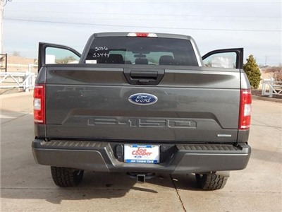 2018 F-150 Crew Cab 4x4, Pickup #JKD53444 - photo 2