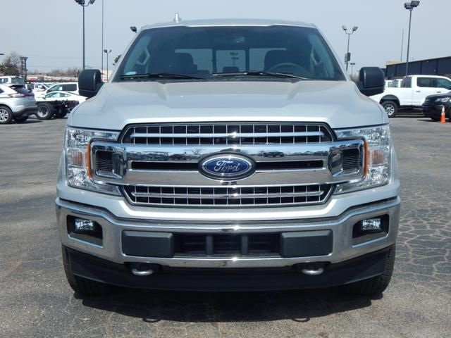 2018 F-150 SuperCrew Cab 4x4,  Pickup #JKD53450 - photo 4