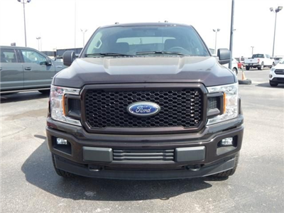 2018 F-150 SuperCrew Cab 4x4, Pickup #JKD66745 - photo 4