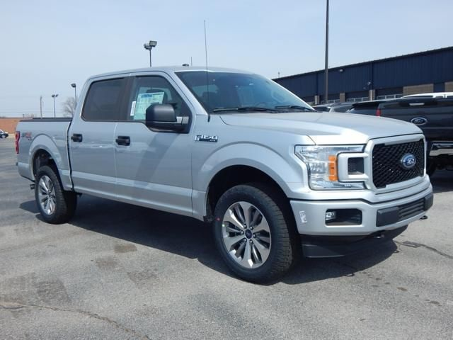 2018 F-150 SuperCrew Cab 4x4, Pickup #JKD66746 - photo 1