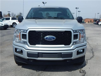 2018 F-150 SuperCrew Cab 4x4, Pickup #JKD66746 - photo 4