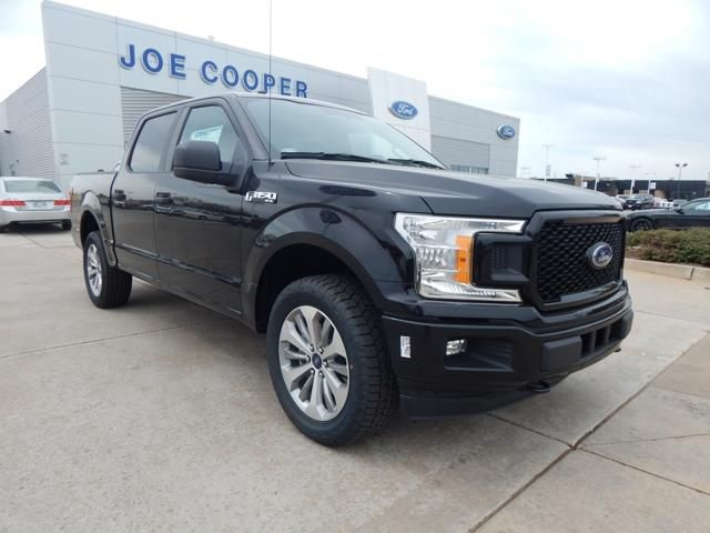 2018 F-150 SuperCrew Cab 4x4,  Pickup #JKD92172 - photo 1