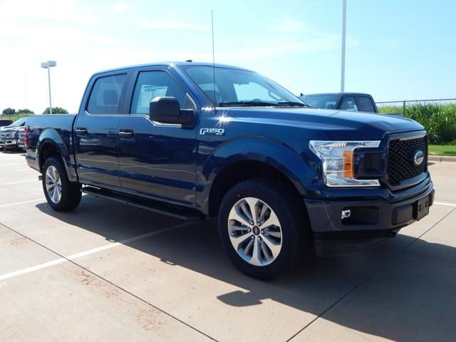 2018 F-150 SuperCrew Cab 4x4,  Pickup #JKD98493 - photo 1
