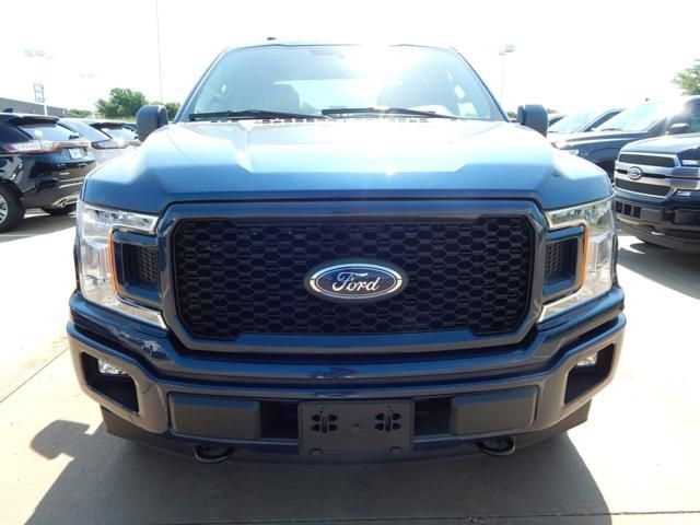 2018 F-150 SuperCrew Cab 4x4,  Pickup #JKD98493 - photo 4