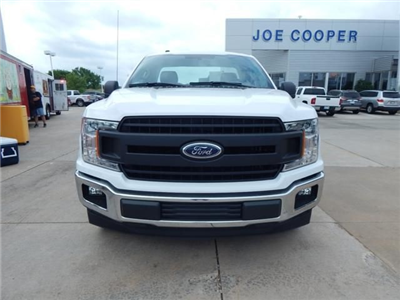 2018 F-150 Regular Cab,  Pickup #JKD98506 - photo 4