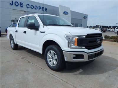2018 F-150 SuperCrew Cab 4x2,  Pickup #JKD98510 - photo 1