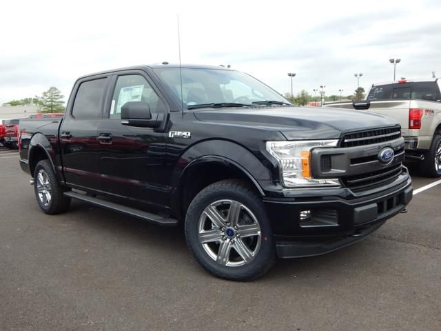 2018 F-150 SuperCrew Cab 4x4,  Pickup #JKD98515 - photo 1