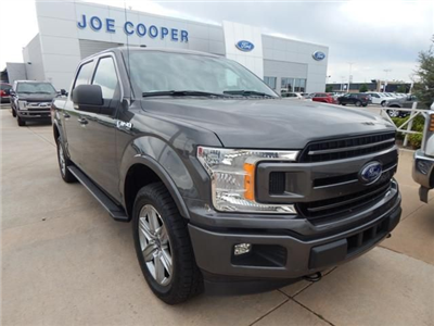 2018 F-150 SuperCrew Cab 4x4,  Pickup #JKD98517 - photo 1