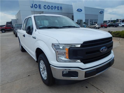 2018 F-150 Super Cab 4x2,  Pickup #JKD98521 - photo 1