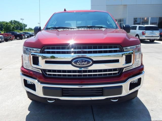 2018 F-150 SuperCrew Cab 4x4,  Pickup #JKD98639 - photo 4