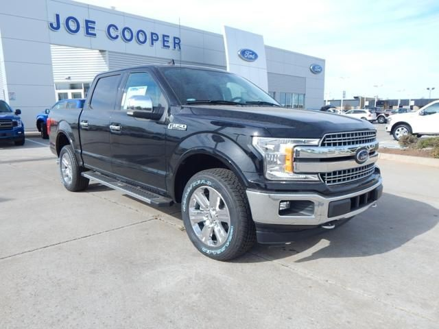 2018 F-150 SuperCrew Cab 4x4, Pickup #JKE06389 - photo 1