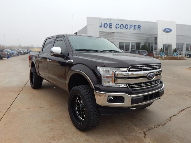 2018 F-150 SuperCrew Cab 4x4,  Pickup #JKE13580 - photo 1
