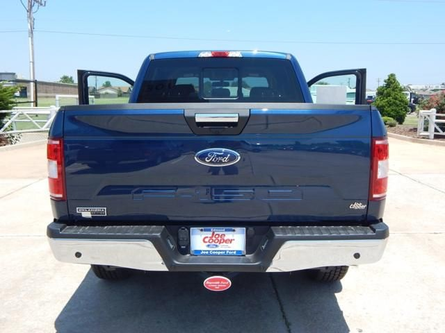 2018 F-150 SuperCrew Cab 4x4,  Pickup #JKE22435 - photo 2