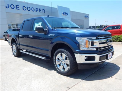 2018 F-150 SuperCrew Cab 4x4,  Pickup #JKE22435 - photo 1