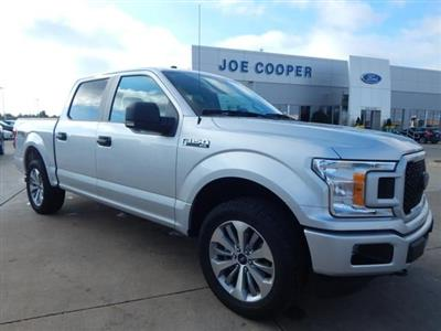 2018 F-150 SuperCrew Cab 4x4,  Pickup #JKE29621 - photo 1