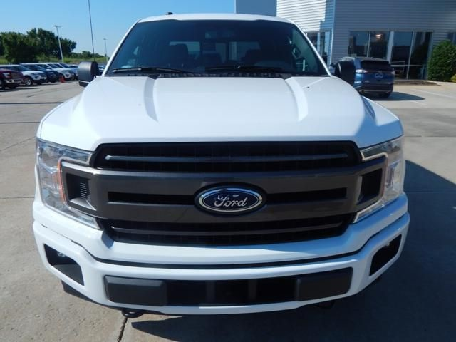 2018 F-150 SuperCrew Cab 4x4,  Pickup #JKE29623 - photo 4