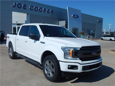 2018 F-150 SuperCrew Cab 4x4,  Pickup #JKE29623 - photo 1