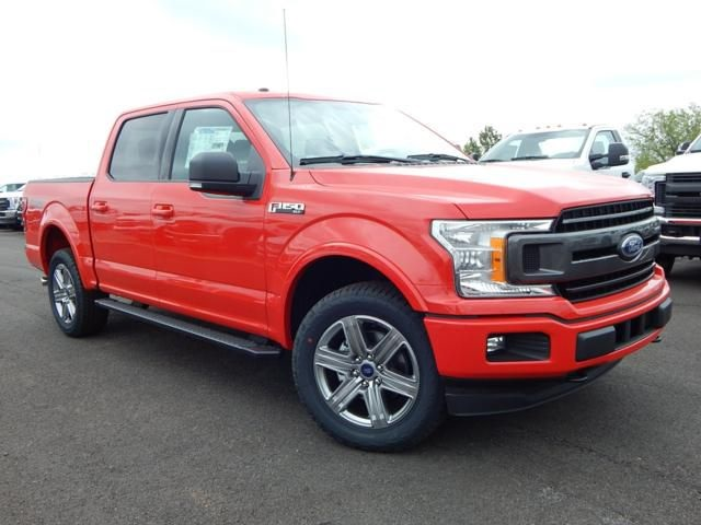 2018 F-150 SuperCrew Cab 4x4,  Pickup #JKE29628 - photo 1