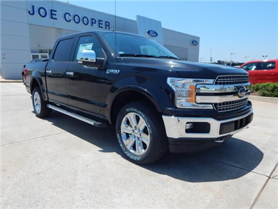 2018 F-150 SuperCrew Cab 4x4,  Pickup #JKE36154 - photo 1