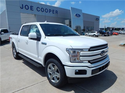 2018 F-150 SuperCrew Cab 4x4,  Pickup #JKE65378 - photo 1