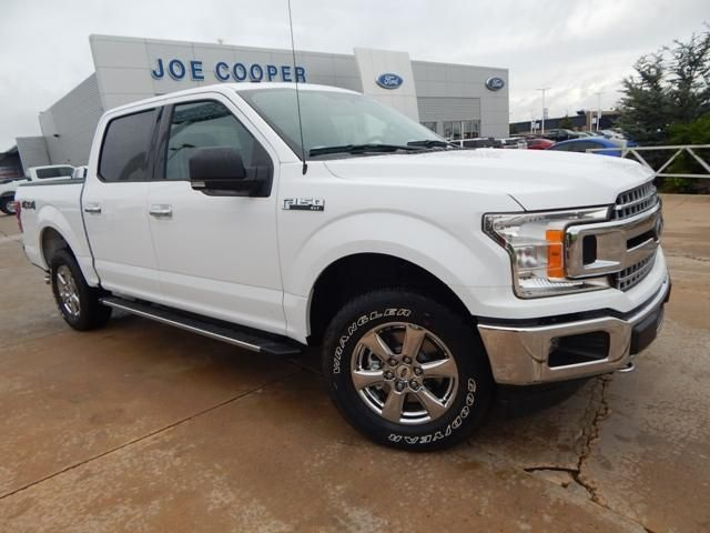 2018 F-150 SuperCrew Cab 4x4,  Pickup #JKE92146 - photo 1