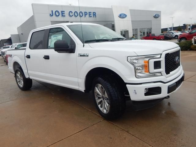 2018 F-150 SuperCrew Cab 4x4,  Pickup #JKF54343 - photo 1
