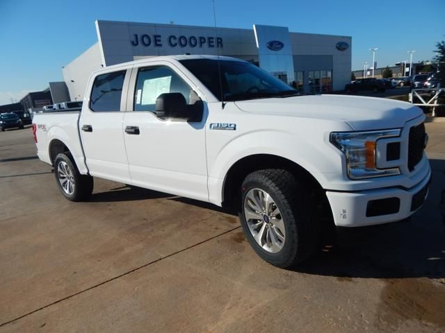 2018 F-150 SuperCrew Cab 4x4,  Pickup #JKF73029 - photo 1