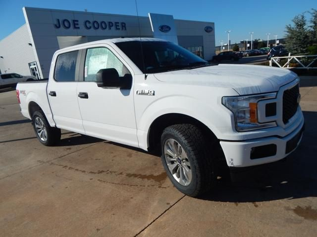 2018 F-150 SuperCrew Cab 4x4,  Pickup #JKF73030 - photo 1