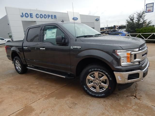 2018 F-150 SuperCrew Cab 4x4,  Pickup #JKF73043 - photo 1