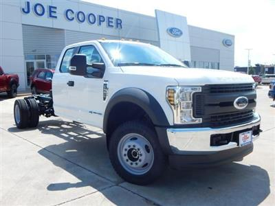 2019 F-550 Super Cab DRW 4x4,  Cab Chassis #KEC06244 - photo 1