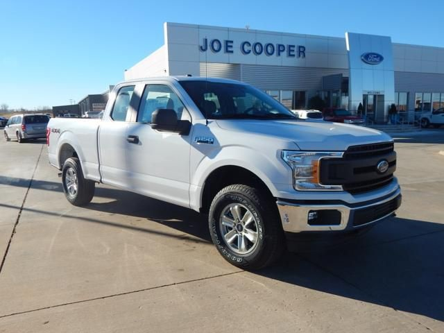 2019 F-150 Super Cab 4x4,  Pickup #KKC23355 - photo 1
